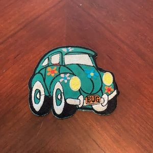Iron on Volkswagen patch. Bundle and save !